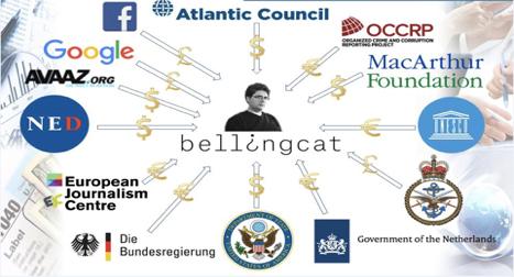 Bellingcat продолжает фальсифицировать данные по малайзийскому Боингу
