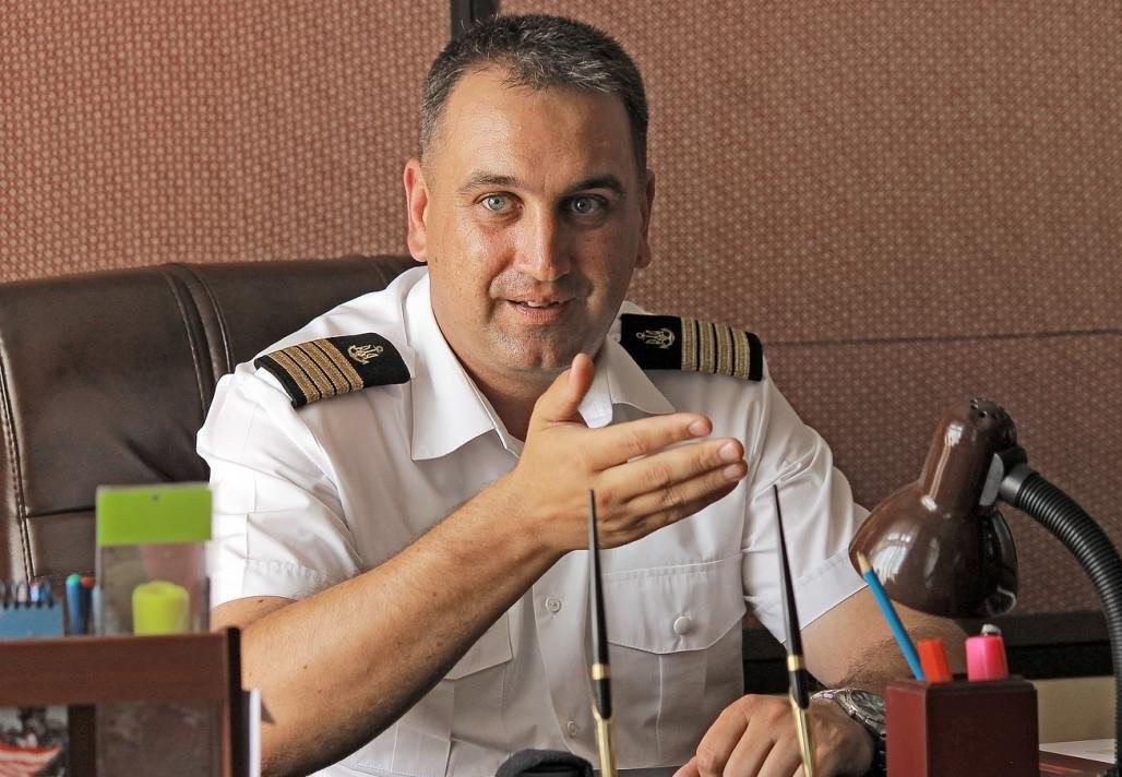 Новый украинский флотоводец