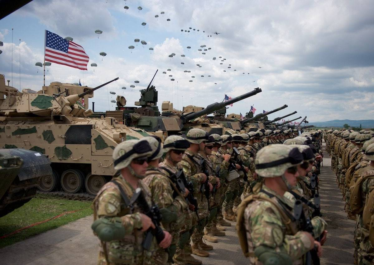 «Украинское обострение» как фрагмент Холодной войны