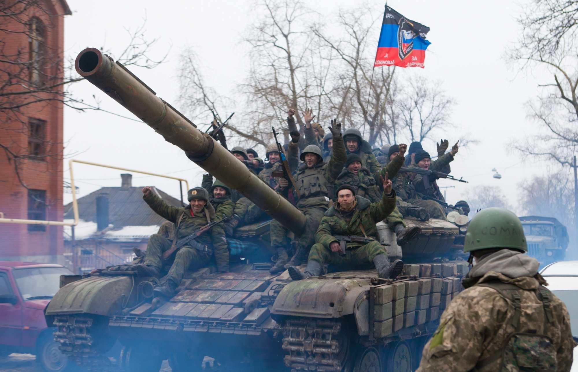 Кто стоит за Донбасс | Война | Аналитическая служба Донбасса