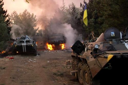 В Украине рассекретят материалы дела о боях под Иловайском