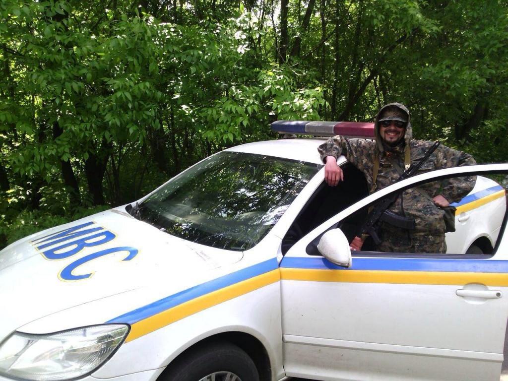 Как бывший «мент» попал на большую войну — рассказ ополченца ДНР (ФОТО, ВИДЕО)